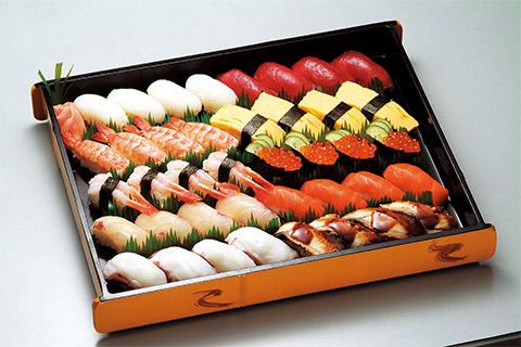 寿司はこちら
